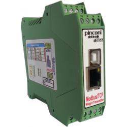 Modbus/TCP Ağırlık Transmitteri